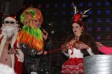 Olivia Jones & Eve Champagne Glockenleuten