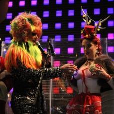 Olivia Jones & Eve Champagne